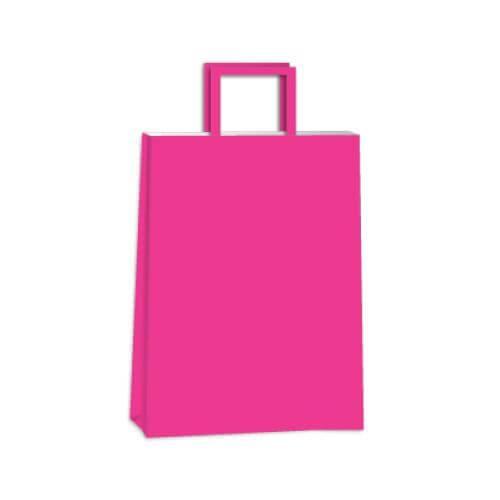 Bolsa P/regalo Romipack Acuario Pastel Pink 22x30