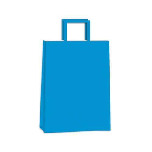 Bolsa P/regalo Romipack Acuario Pastel Aqua 32x30