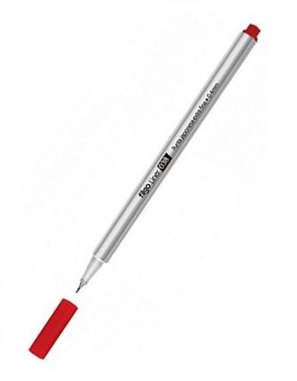 Microfibra Filgo 038 Liner 0.4mm Rojo Caja X 10 Unid