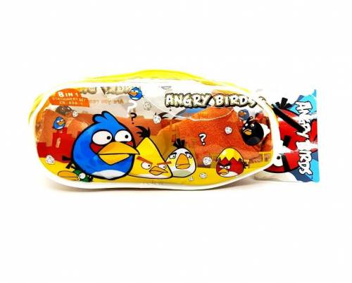 Canopla C/cierre Angry Bird 42235 Cristal Zb-800