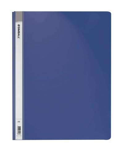 Carpeta Base Opaca T/transp Simball A4 Azul