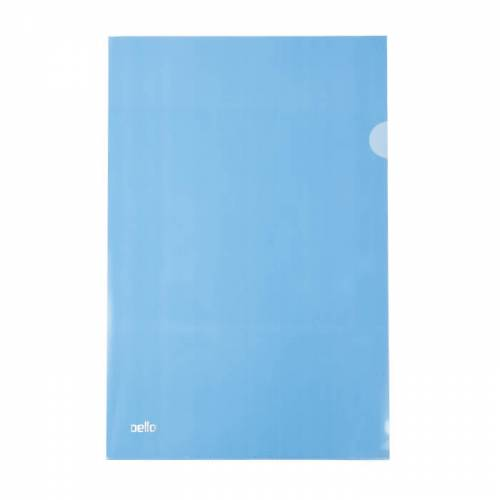Carpeta L Dello/simball A4 Cristal