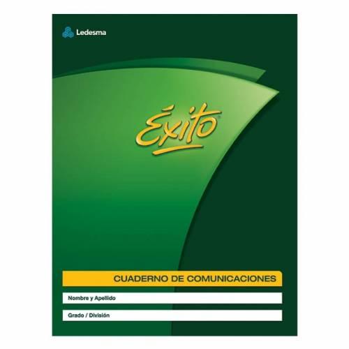 Cuaderno Éxito De Comunicaciones T/flex 24 Hjs