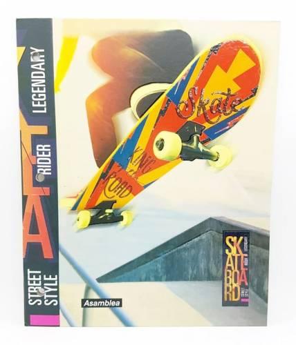 Carpeta C/cordon N°3 Asamblea Deportes Extremo 520544 Cartone