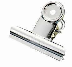 Aprieta Papel Sdi Niquelado 64mm   201