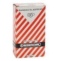 Bandas Elasticas Credencial Caja X 500 Grs