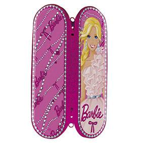 Canopla Cresko Barbie Metal Bb855 C/cierre