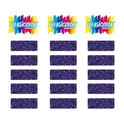Brillantina Magicolor Blister X 100 Violeta