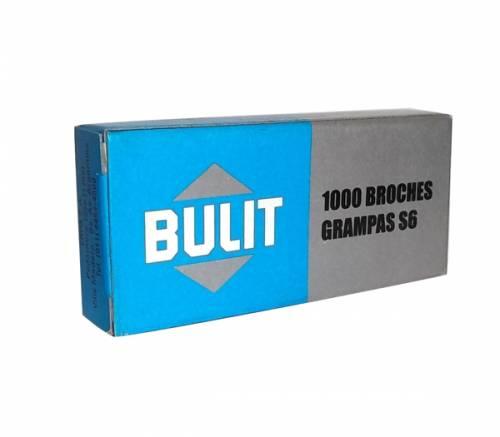 Broche Bulit Grampa S6 Mm X 1000