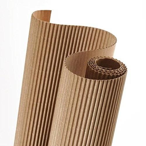 Carton Microcorrugado 50x70 Kraft