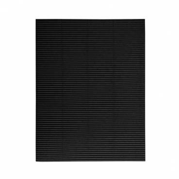 Carton Microcorrugado 50x70 Negro