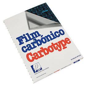 Carbonico Carbotype Oficio X 50 Azul