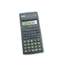 Calculadora Ecal Científica Tc82ms