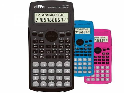 Calculadora Cifra Científica Sc820