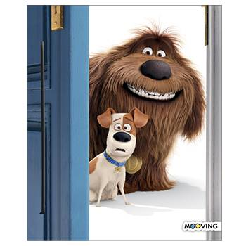Carpeta C/cordon N°3 Mooving Pets Cartoné 3175