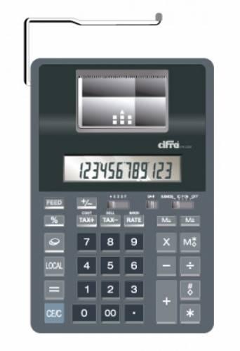 Calculadora Cifra  Pr-1200 C/papel