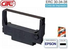 Cinta P/impresora Epson Erc 38 Nylon Gtc