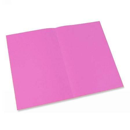 Carpeta Carátula A4 Cartulina 240 Grs Util Of Rosa