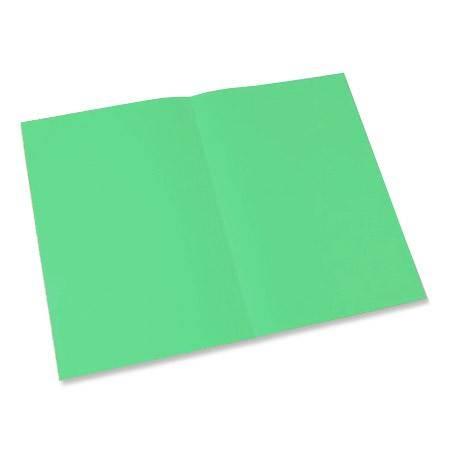 Carpeta Carátula A4 Cartulina 240 Grs Util Of Verde