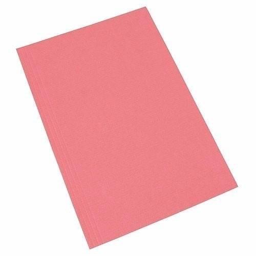 Carpeta Carátula Oficio Cartulina 240 Grs Util Of Rosa