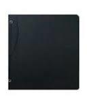 Carpeta C/cordón Fibra Negra Nº3 Util Of