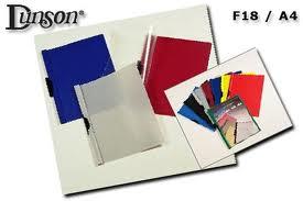 Carpeta C/clip Metal T/transp Dunson A4 F-18