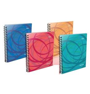 Cuaderno Apuntes Eliptips 16x21 C/esp X 80 Hjs Cuadriculado