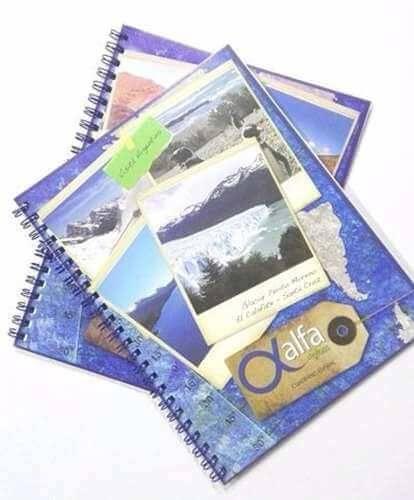 Cuaderno Alfa 16x21 C/esp X 42 Hjs Cuadriculado