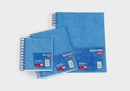 Cuaderno Apuntes Jean 16x21 C/esp X 100 Hjs Rayado
