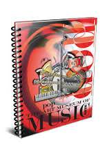 Cuaderno Arte Music 16x21 C/esp X 80 Hjs Rayado