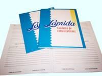 Cuaderno Laprida De Comunicaciones T/flex 24 Hjs