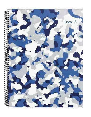 Cuaderno Ledesma Linea 16 C/esp 29,7 C/esp X 84 Hjs Rayado