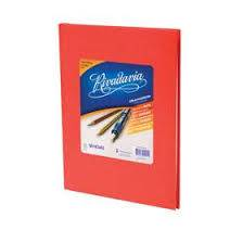 Cuaderno Rivadavia T/c Forrado Rojo 98h Cuad