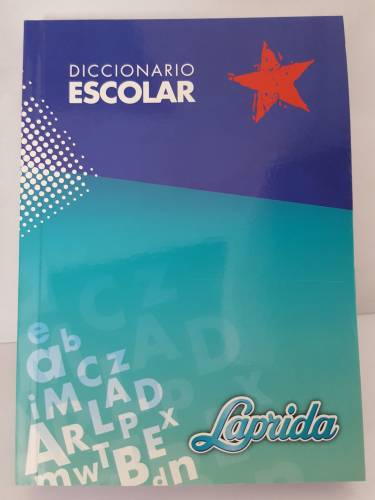 Diccionario Escolar Laprida