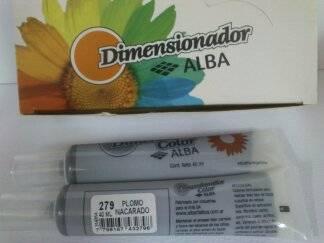 Dimensionador Color Alba 40 Ml 279 - Plomo Nacarado