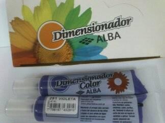 Dimensionador Color Alba 40 Ml 291 - Violeta