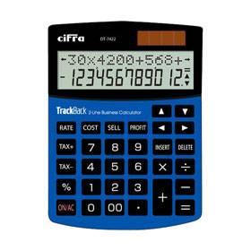 Calculadora Cifra  Dt-7422 12 Dig
