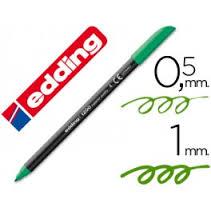 Marcador Edding E1200 Verde