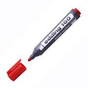 Marcador Edding E160 P/pizarra Rojo