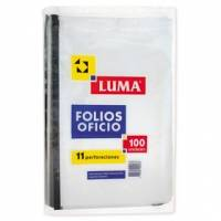 Folio Luma Oficio X 100 Standard