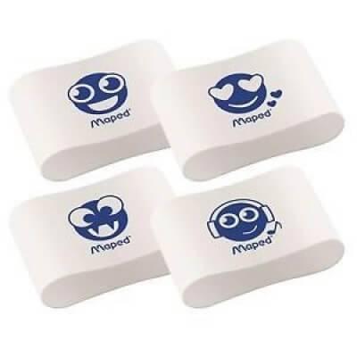 Goma Maped Essentials Plast Soft Caja X 40 Un