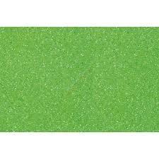 Cartulina 35x50 Cm Glitter 250 Gr Verde Claro Paq X 10 Unid
