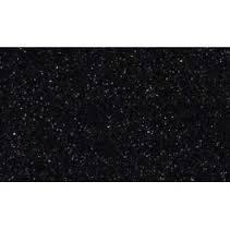 Cartulina 35x50 Cm Glitter 250 Gr Negro Paq X 10 Unid
