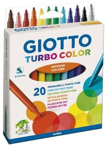 Marcadores Pax Giotto X 20 Colores