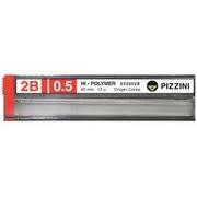 Minas Pizzini 0.5mm 2b Tubo X 12 Unid