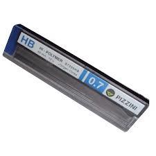 Minas Pizzini 0.7mm Hb Tubo X 12 Unid