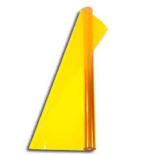 Papel Celofan Amarillo X 10 Unid