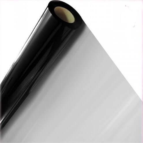 Papel Celofan Negro X 10 Unid