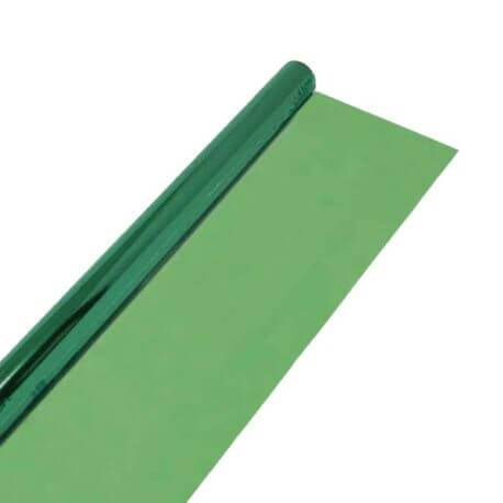 Papel Celofan Verde Claro X 10 Unid