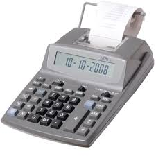 Calculadora Cifra  Pr-26 C/papel